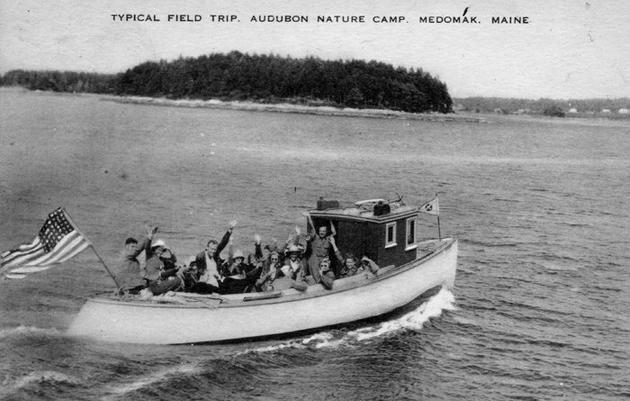 Hog Island History