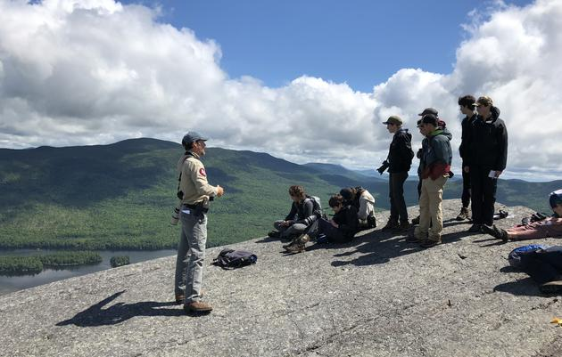 Mountains to Sea Birding for Teens