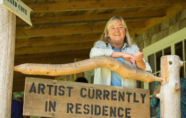 Artists in Residence Alumni