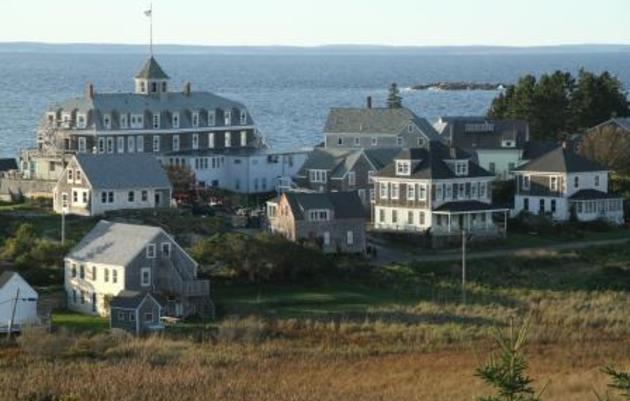 Living on the Wind: Fall Migration and Monhegan Island