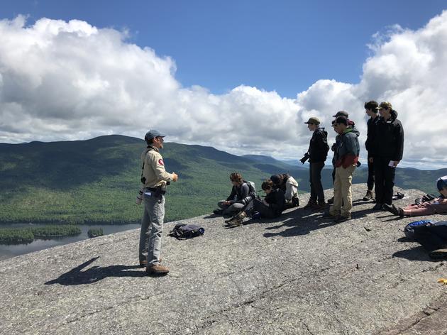 Mountains to Sea Birding for Teens