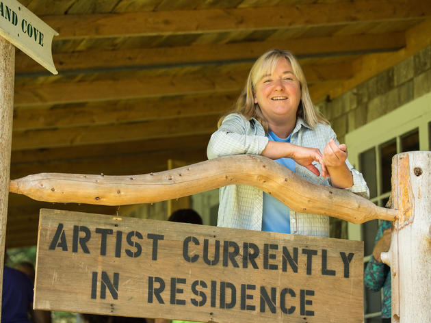 Previous Artists in Residence